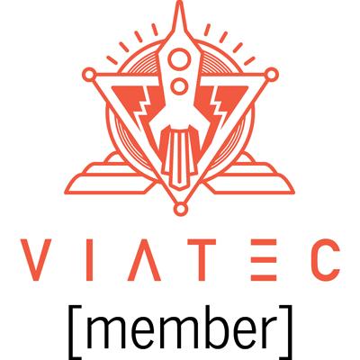 viatec member badge logo